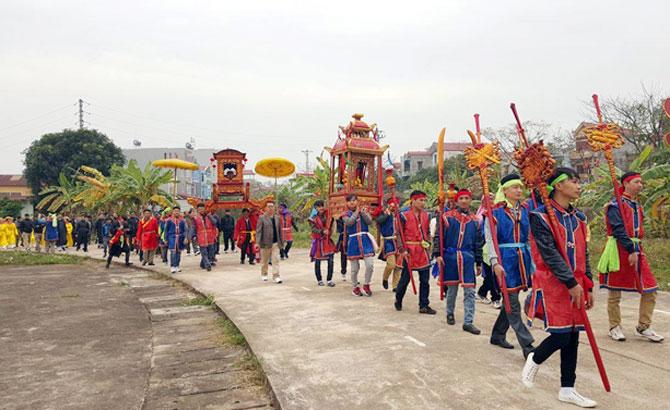 Gắn lễ hội với phát triển du lịch